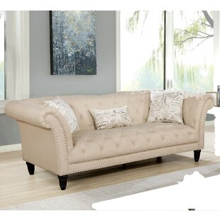 Kaihn 3-piece Living Room Set by Andrew Home Studio