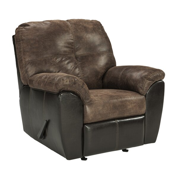Bridgeforth Manual Rocker Recliner By Winston Porter