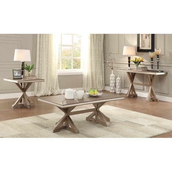 Shoshoni Coffee Table by Greyleigh