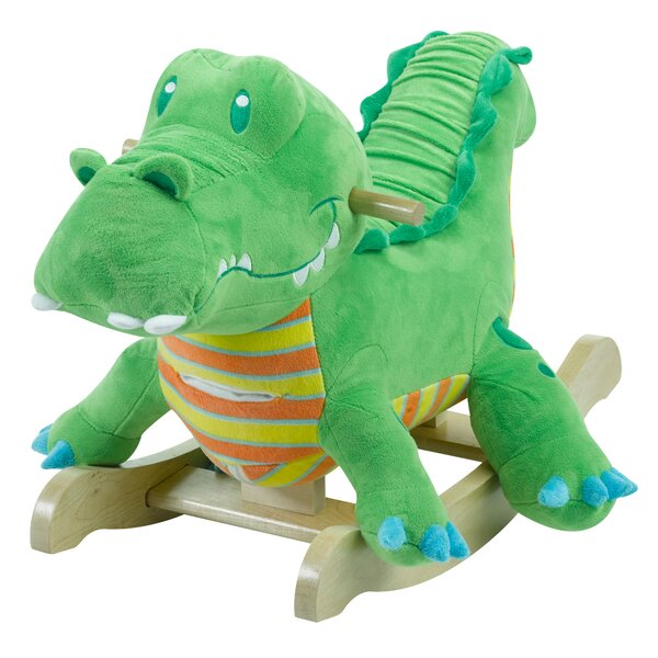 Kyle Crocodile Classic Rocker by Rockabye