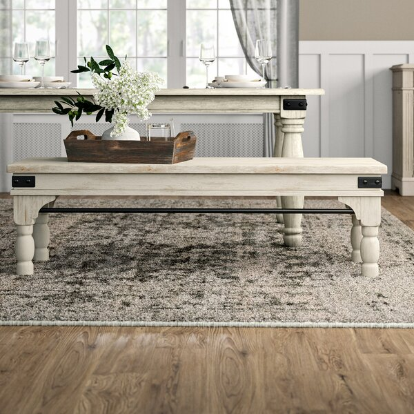 Piedmont Wood Bench by Birch Lane Heritage Birch Lane™ Heritage