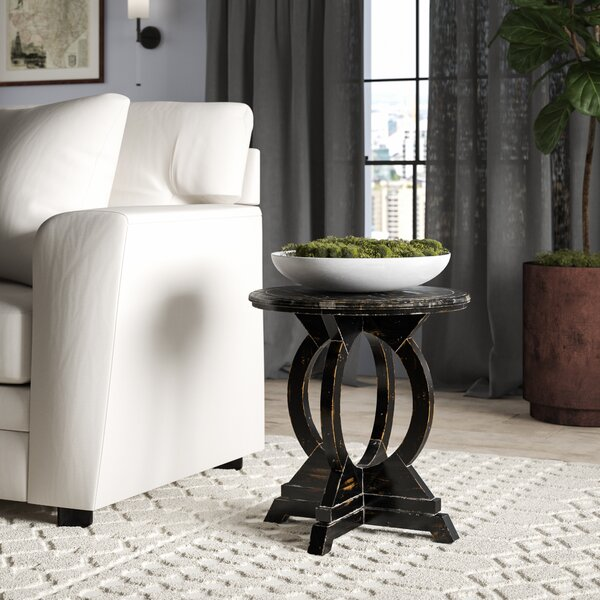Barnabas End Table by Fleur De Lis Living