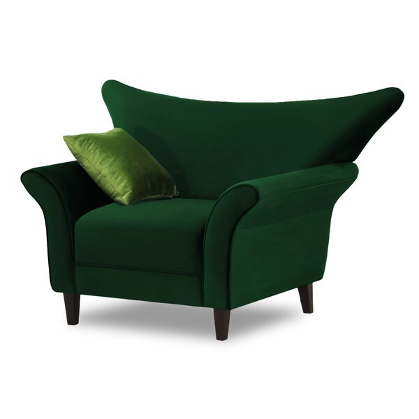 Behdad Armchair by Everly Quinn