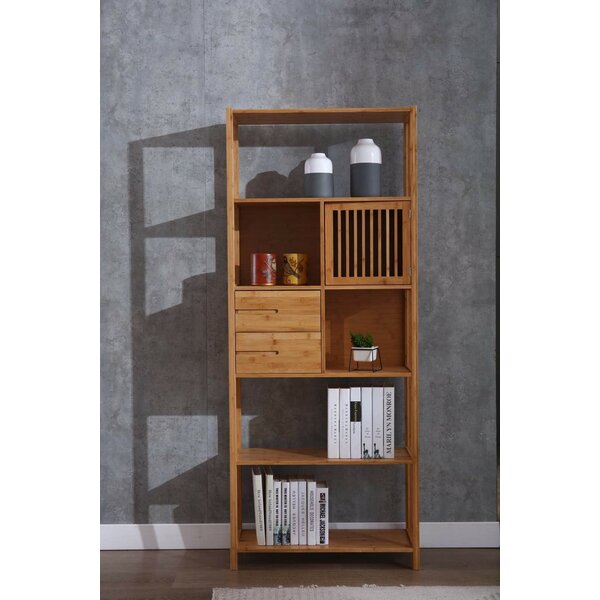 Mareike Standard Bookcase By Ebern Designs