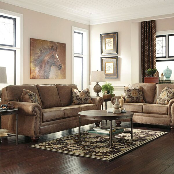 Matthes 2 Piece Living Room Set by Millwood Pines