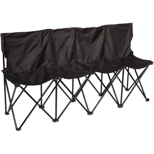 Brashears Sport Sideline Folding Camping Bench by Freeport Park Freeport Park
