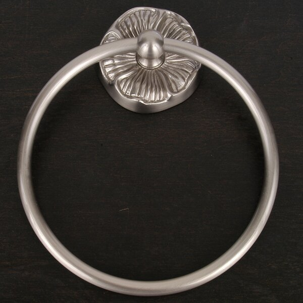 DB Series Wall Mounted Daisy Base Towel Ring by Rk International