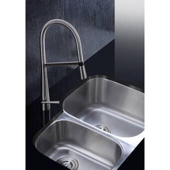 Mrdirect Stainless Steel 31 X 21 Double Basin Undermount Kitchen Sink With Additional Accessories Wayfair