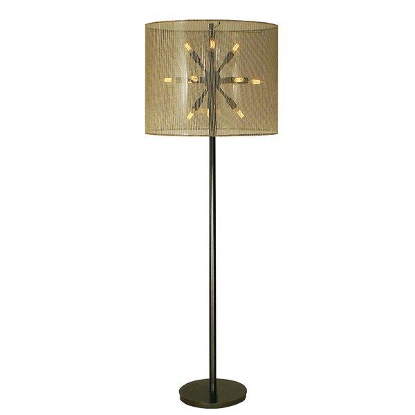 Simone 64 Floor Lamp by Thumprints