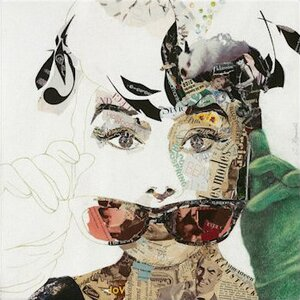 'Audrey' Graphic Art Print by East Urban Home