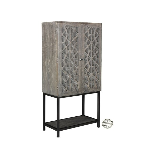 Burnell 2 Door Accent Cabinet