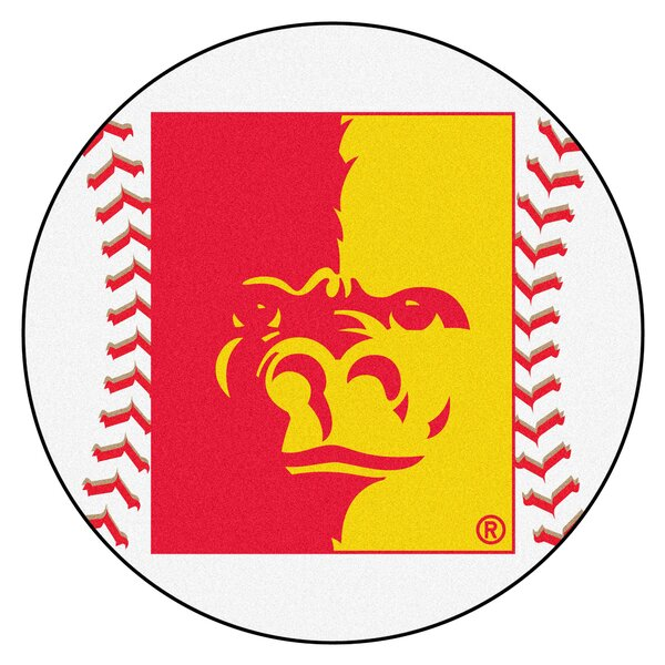 Collegiate Pittsburg State University Baseball Doormat by FANMATS