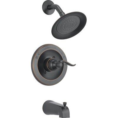 Delta Shower Faucet Tub Trim Handles Oil Rubbed Bronze Faucets