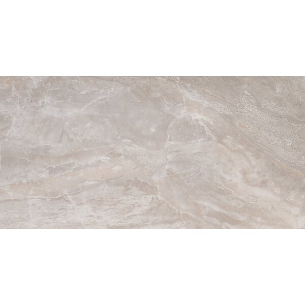 Onyx Grigio 12 x 24 Porcelain Field Tile in Gray by MSI
