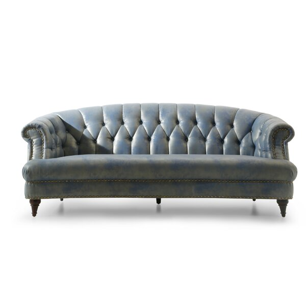 Robertson Chesterfield Sofa by Alcott Hill