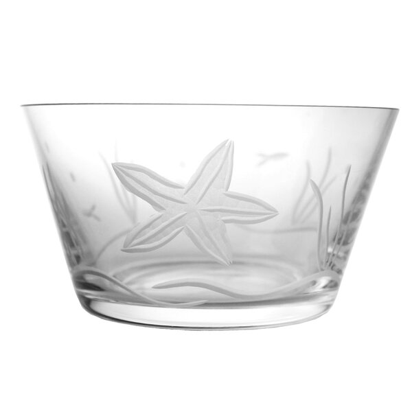 Starfish Bowl (Set of 4) by Rolf Glass