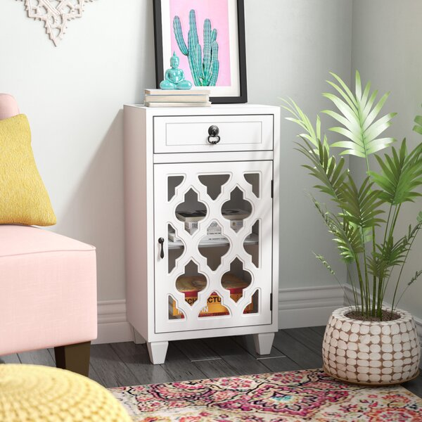 Fairhills 1 Drawer Accent Cabinet By Mistana™