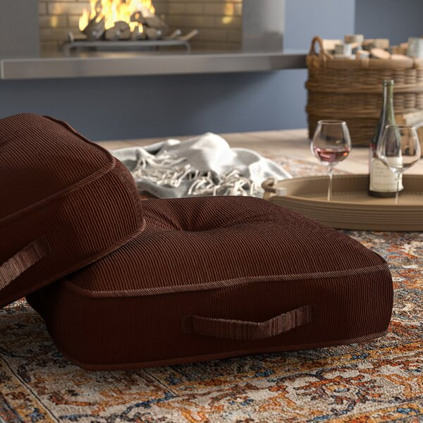 Merritt Floor Pillow by Darby Home Co