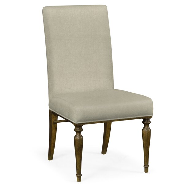 Cambridge Upholstered Dining Chair (Set of 2) by Jonathan Charles Fine Furniture Jonathan Charles Fine Furniture