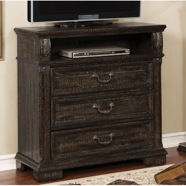 Mable 3 Drawer Chest by Canora Grey