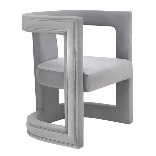 Babb Barrel Chair by Ivy Bronx