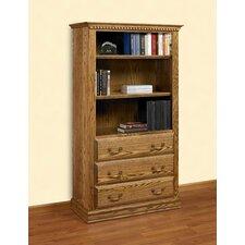 Britania 72 Standard Bookcase by A&E Wood Designs