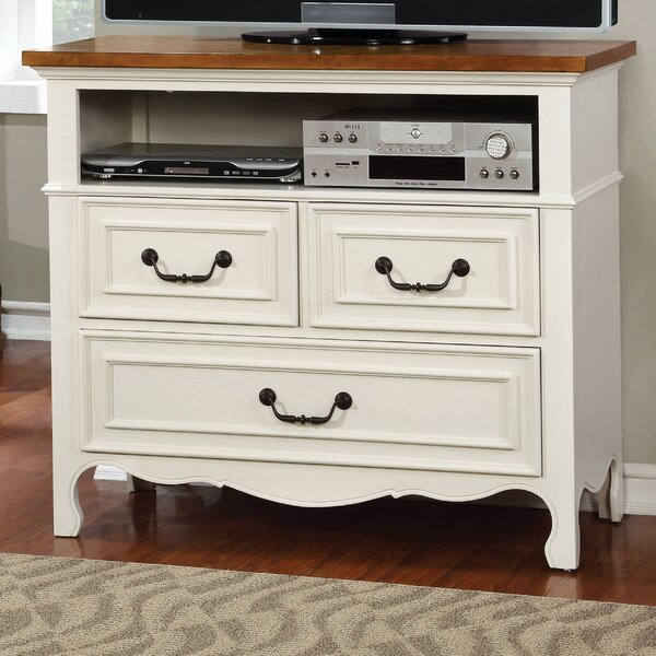 Bryan 3 Drawer Media Chest by Andover Mills