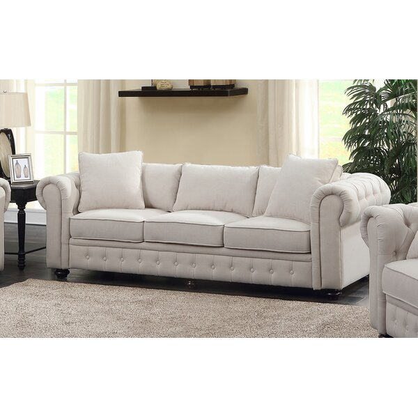 Beautiful Classy Metzger Chesterfield Sofa New Seasonal Sales are Here! 70% Off