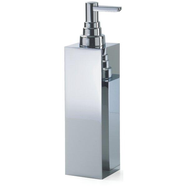 Soares Table Soap & Lotion Dispenser by Orren Ellis