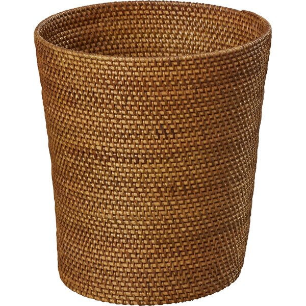 Hartnett Waste Basket by Beachcrest Home