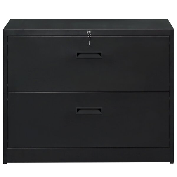 Akerley 2-Drawer Lateral Filing Cabinet