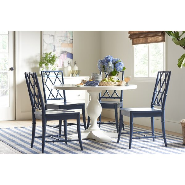 X-Back Solid Wood Dining Chair (Set of 2) by YoungHouseLove