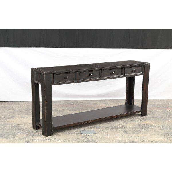 Winston Porter Black Console Tables