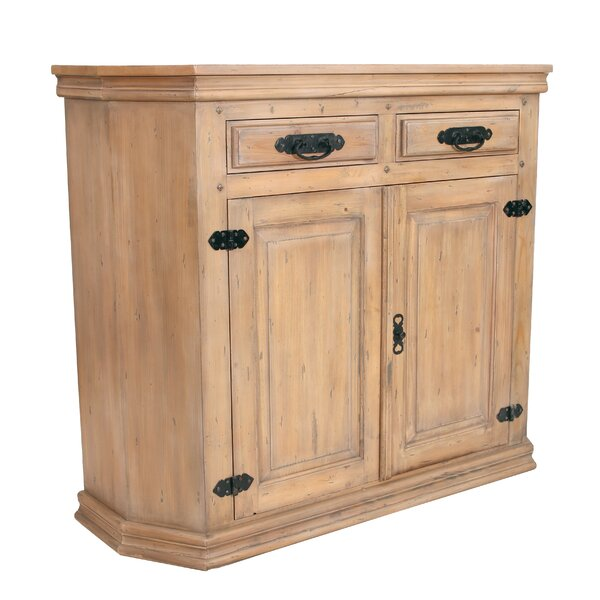 Flemish TV-Armoire by Manor Born Furnishings