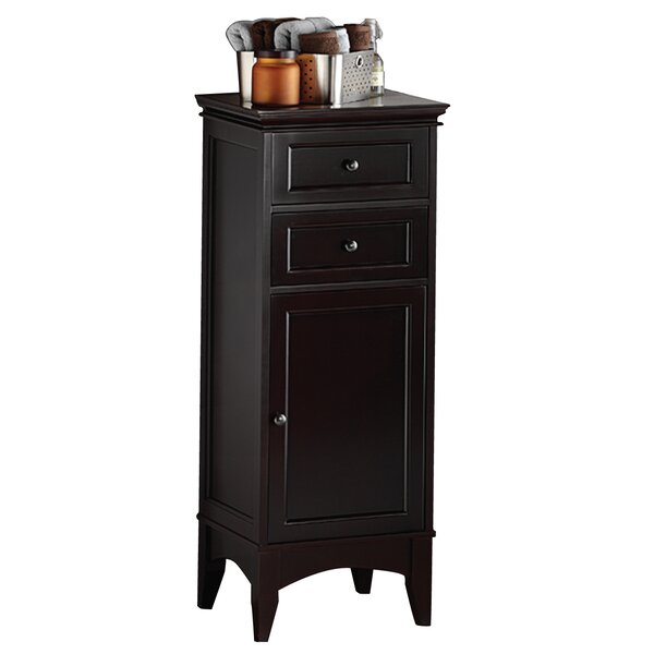 Hyde 17.25 W x 43.5 H Cabinet by Hazelwood Home