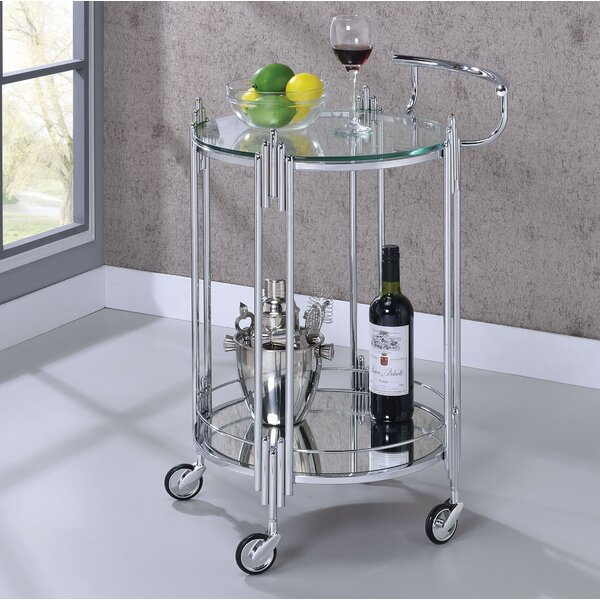 Deering Bar Cart by Mercer41 Mercer41