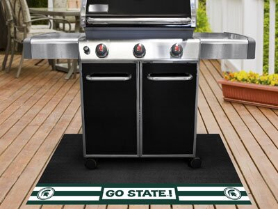 NCAA Michigan State Southern Grill Mat by FANMATS