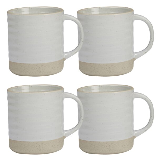 Aerne Coffee Mug (Set of 4) by Mint Pantry