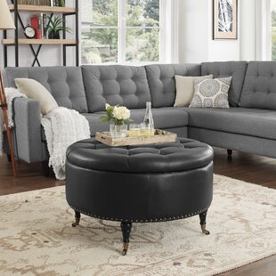 Inexpensive Elizabeth Storage Ottoman by Inspired Home Co.