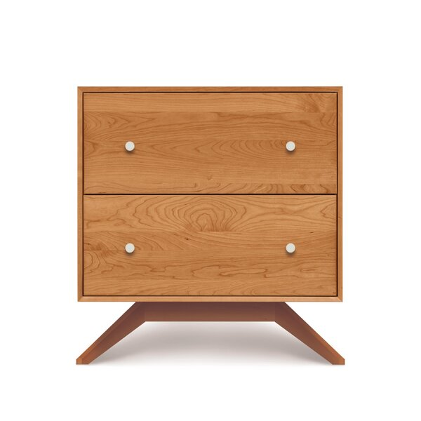 Astrid 2 Drawer Dresser by Copeland Furniture