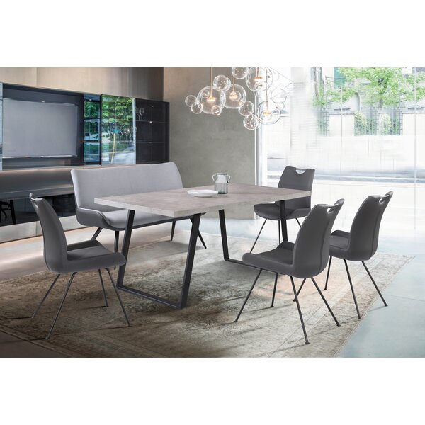 Gorecki 6 Piece Dining Set by Orren Ellis Orren Ellis