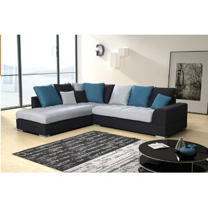 Ecksofa South Hero von Home & Haus