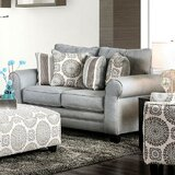 Harlow Loveseat byDarby Home Co