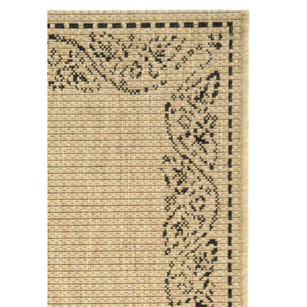 Wysocki Tan Indoor/Outdoor Area Rug by August Grove