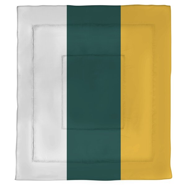 Oakland Baseball Single Reversible Comforter