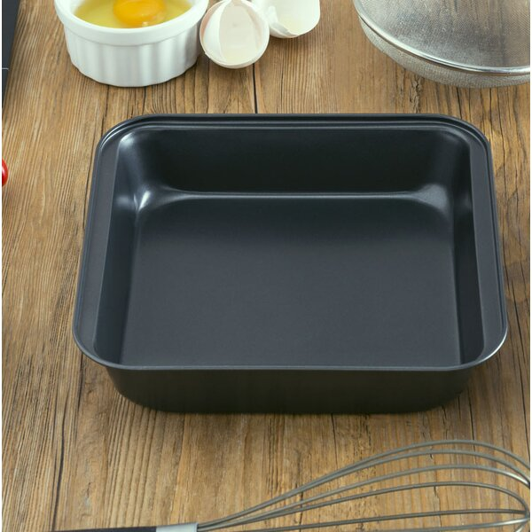 Square Pan (Set of 3) by Home Basics