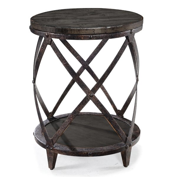 Beckfield End Table by Trent Austin Design