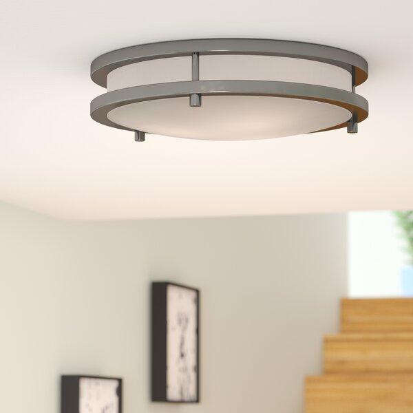 Candice 3-Light Flush Mount by Zipcode Design