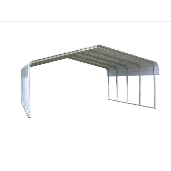 Classic 18 Ft. X 20 Ft. Canopy By Versatube Building Systems.