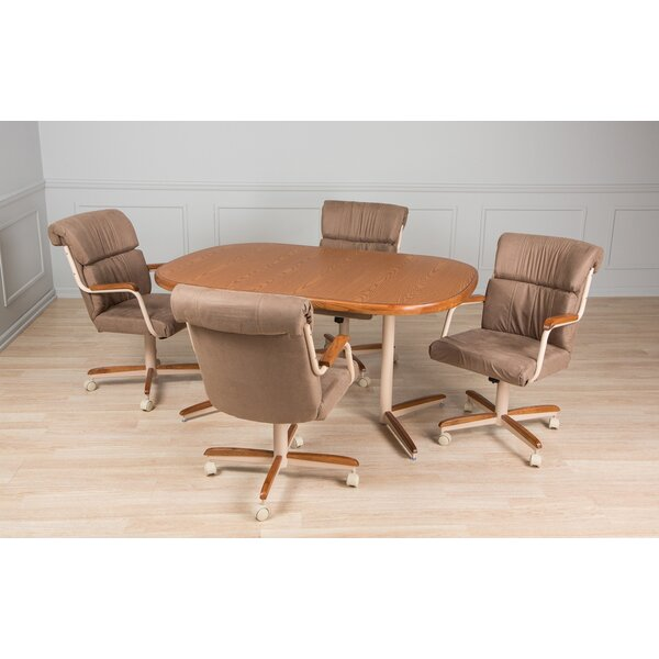 5 Piece Dining Set by AW Furniture